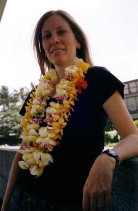Eileen in Hawaii